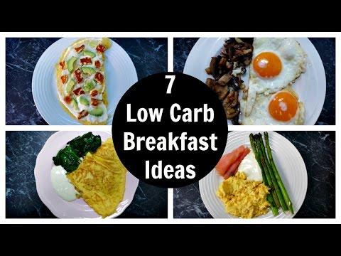 Video 7 Low Carb Breakfast Ideas - A Week Of Keto Breakfast Recipes