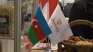 Лучшие азербайджанские продукты привезли в Москву