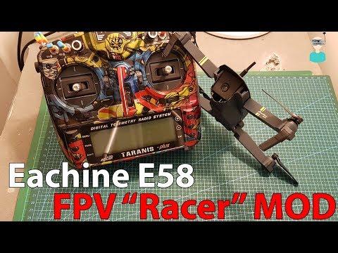 Eachine E58 - FPV \