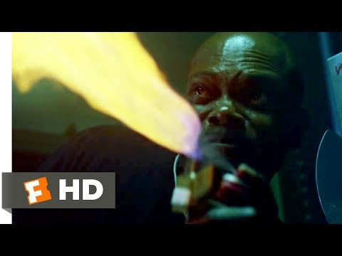 Snakes on a Plane (2006) - Power Up Scene (8/10) | Movieclips (видео)