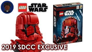 sdcc 2019 exclusives lego - TH-Clip