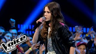 "Roksana Węgiel – ""Żyj"" – Finał – The Voice Kids Poland"