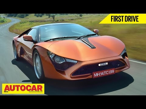 DC Avanti | First Drive Video Review | Autocar India