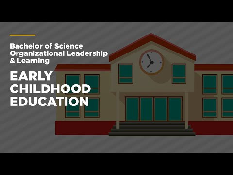 Excel as a leader in early childhood education: online leadership ...