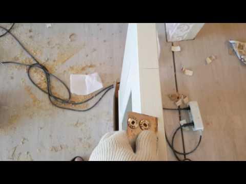 Видео Покрытие в дверях Профиль Дорс 2X