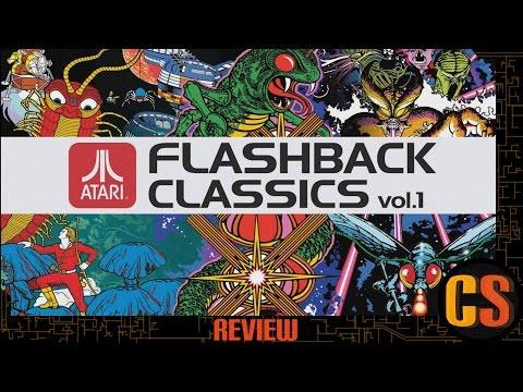 ATARI FLASHBACK CLASSICS VOL 1 - PS4 REVIEW