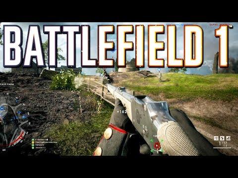 Battlefield 1: Sniper City