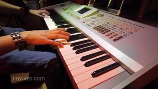 "Jim Vives ""Tico tico""  #Benidorm #livemusic #music #ketronAudya"