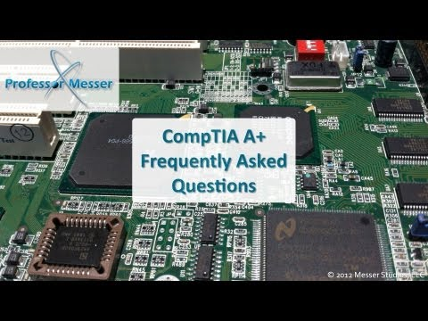 How much does my CompTIA certification exam cost? - YouTube