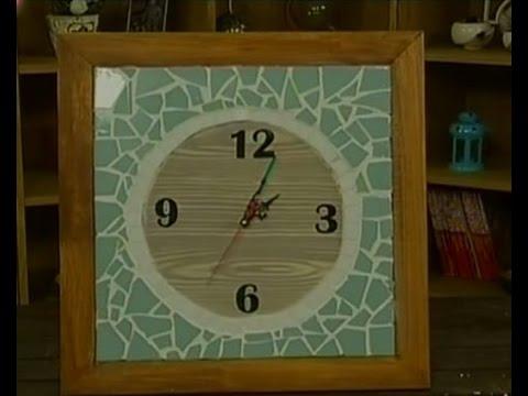 Дизайнерские настенные часы своими руками - Удачный проект - Интер