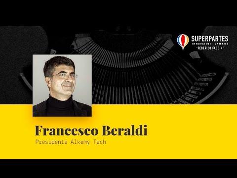 Intervento di Francesco Beraldi, Presidente di Alkemy Tech