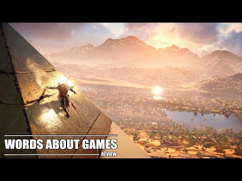 Assassin's Creed Origins Review video thumbnail