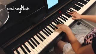 John Legend - All Of Me (Piano solo)