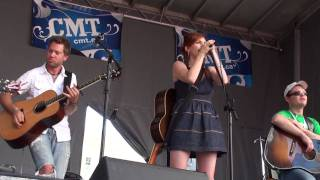 JESSIE FARRELL - LETS TALK ABOUT LOVE - CCMA - FANFEST - 2009
