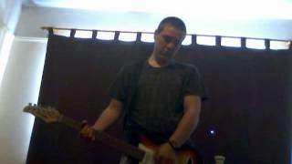 The Damned Things - Handbook for the Recently Deceased Guitar Cover