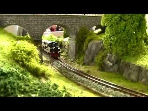 European Model Train Layouts Compilation #1