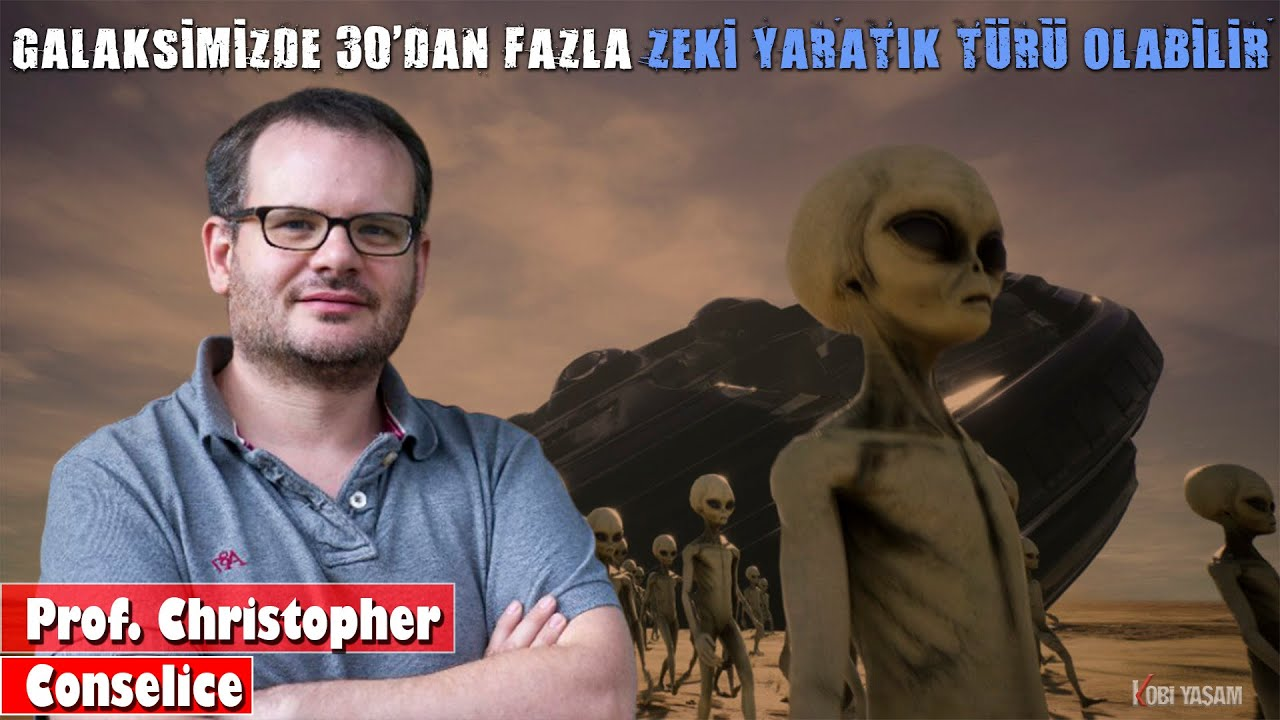 Are there really 36 alien civilizations in the galaxy? An Interview with Prof. Chris Conselice 👽 ?