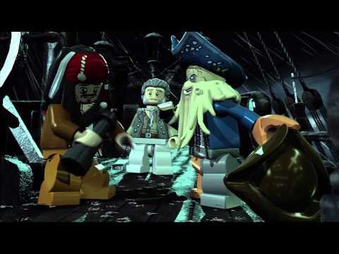Vidéo LEGO Jeux vidéo 3DSLPDC : Lego des Pirates des Caraïbes 3DS