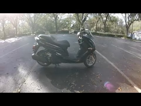 Yamaha SMAX Review and Highway Test