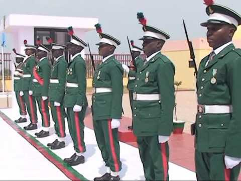 Passing Out Parade For 63 Regular Course Cadets II
