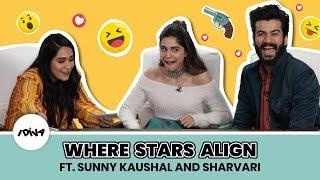 Where Stars Align: Ep 1 Ft Sunny Kaushal & Sharvari From 'The Forgotten Army' | Shibani Bedi | iDiva