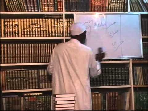 Sheikh Awwal Albany Zaria(Tafsir Ibnu Khaseer 6b)