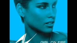 Alicia Keys - Girl On Fire (Bluelight Version)