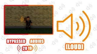 roblox loudest audio ever id