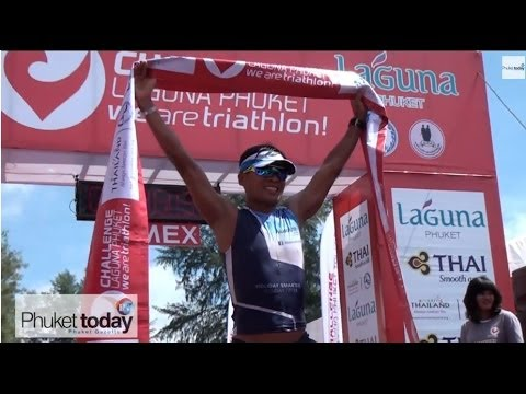 Phuket Triathlete Jaray Jearanai