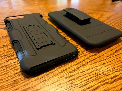 Covery Swivel Belt Clip Holster for iPhone 7 plus