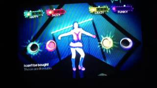 Just Dance 3 - Dance All Nite by Anja