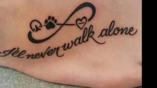 Tattoos: Infinity Tattoo Ideas To Express Your Love To Your Special One - Fashion Wing