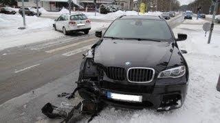 Compilatie accidente cu BMW-uri