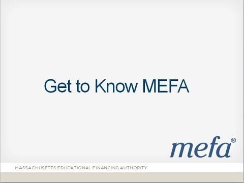 Get to Know the Massachusetts Educational Financing Authority (MEFA) for Libraries
