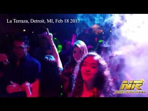 Norteno Real En La Terraza Detroit 2-18-17