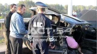 Две девушки из BMW погибли на Димитровском мосту