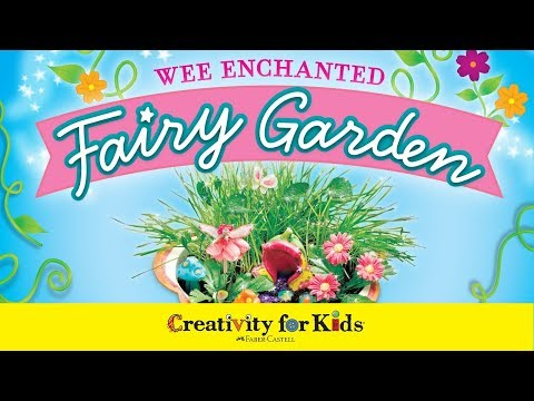 Wee Enchanted Fairy Garden