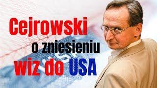 Cejrowski o zniesieniu wiz do USA 2019/10/08 Radiowy Przegląd Prasy