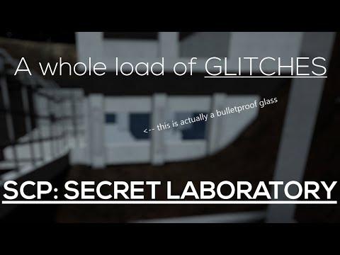 SCP Secret Laboratory - Tiny Larry Glitch - смотреть онлайн