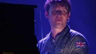 James Blunt - Goodbye My Lover live Hamburg O2 World 04.03.2014