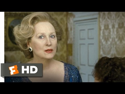 The Iron Lady (8/12) Movie CLIP - The Medicine Is Harsh (2011) HD