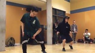 #wcw Devvon Terrell | Sean B. Choreo ft. Phi Voba