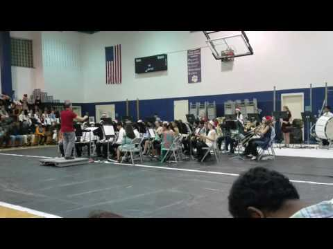 Bri band concert 7th grade(1)