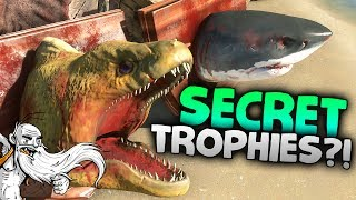 """Stranded Deep Gameplay - """"NEW SECRET TROPHIES AND MISSIONS?!?""""  - Let"""