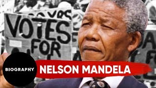 Nelson Mandela: Civil Rights Activist & President Of South Africa | Biography