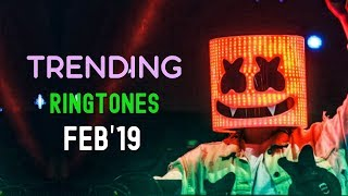 Top 5 Trending Ringtones Feb 2019 Ft. URI, Coca-Coka & Etc | Download Now