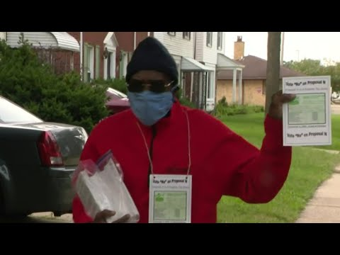 Fight over blight: Detroit group launches campaign against Proposition N