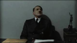 Hitler is informed Diablo III will not be released next year