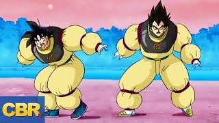 15 Weird Things Saiyans Do To Train In Dragon Ball