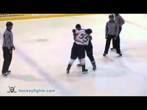 Eric Selleck vs Michael Latta
